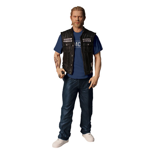 Sons of Anarchy Jax Teller Blue Shirt 6-Inch Action Figure