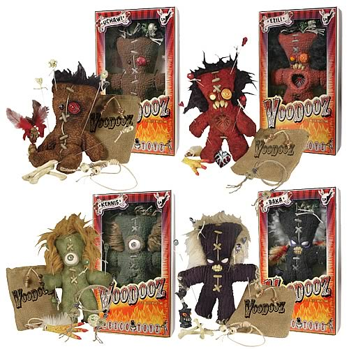 VooDooz Series 1 Plush Set