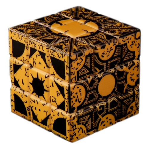 Own This Puzzle Box from Hell!