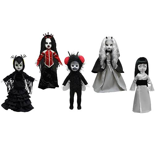 Living Dead Dolls Series 24 Case