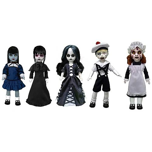 Living Dead Dolls Series 25 Set