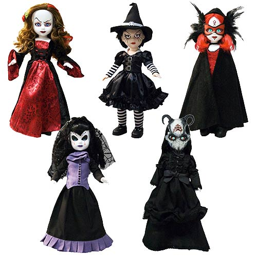 Living Dead Dolls Series 26 Set