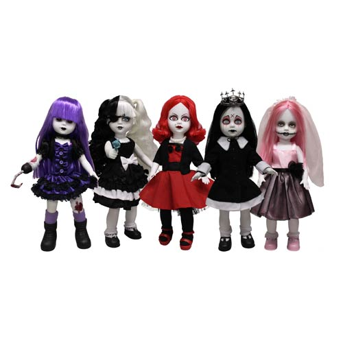 Living Dead Dolls Series 28 Case
