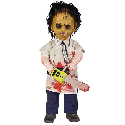 Living Dead Dolls Leatherface Doll