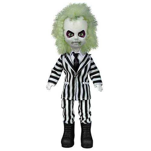 Living Dead Dolls Presents Beetlejuice Doll