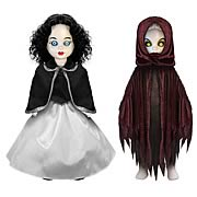 Living Dead Dolls Snow White and Evil Queen Dolls Set