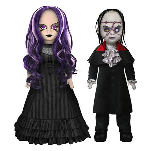Living Dead Dolls Presents Beauty and the Beast Dolls Set