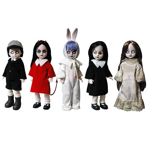 Living Dead Dolls Thirteenth Anniversary Series Set