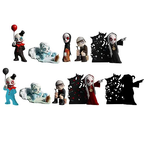 Living Dead Dolls 2-Inch Collectible Figurine 5-Pack