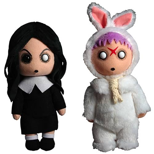Living Dead Dolls Plush Series 1 Set