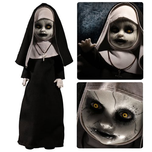 Living Dead Dolls: The Conjuring 2 The Nun Doll