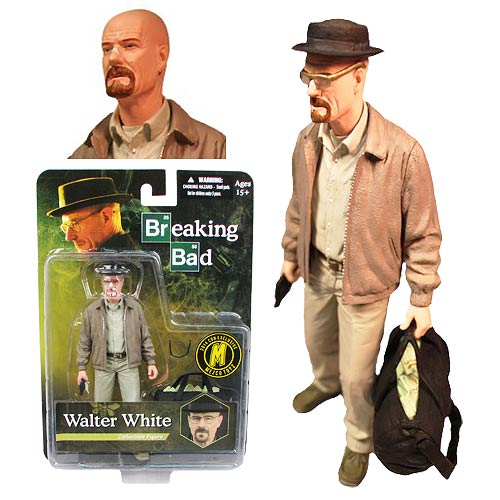 Breaking Bad Walter White Action Figure - Exclusive