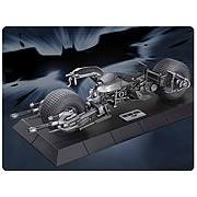 Batman The Dark Knight Batpod Die-Cast Replica Statue