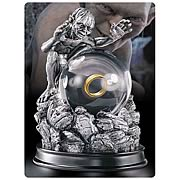Lord of the Rings Gollum My Precious Globe Sculpture