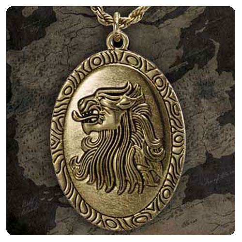 Game of Thrones Cersei Lannister's Pendant Necklace Replica