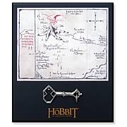 The Hobbit Thorin Oakenshield Key and Map Prop Replica Set