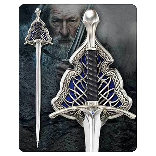 The Hobbit Gandalf the Grey Glamdring Sword Full Replica