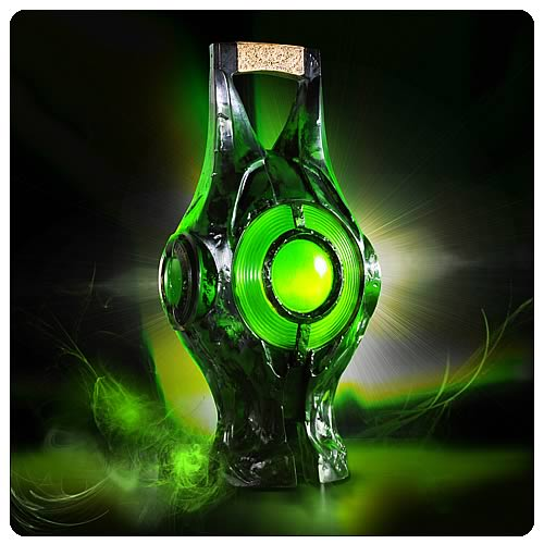 Green Lantern Movie Power Battery Prop Replica