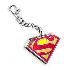 Superman Color Emblem Key Chain