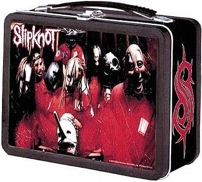 Slipknot Lunch Box