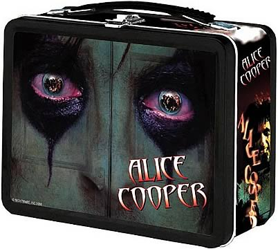 Alice Cooper Lunchbox