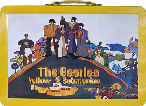 Beatles Yellow Submarine Art Kit