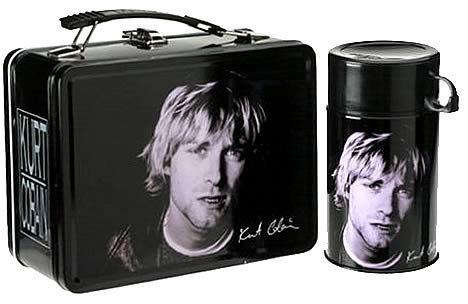 Kurt Cobain Lunchbox