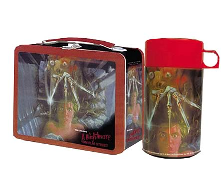 Nightmare on Elm Street Lunchbox