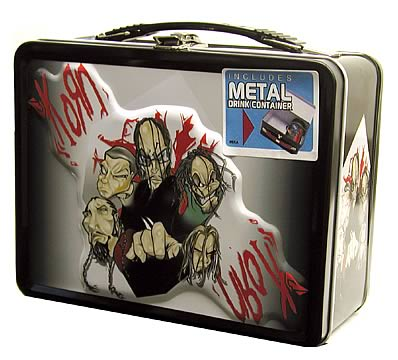 Korn Metal Lunchbox