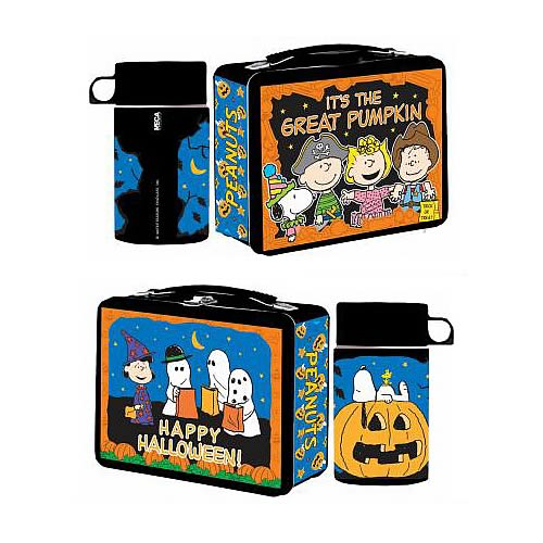 Peanuts Halloween Lunch Box