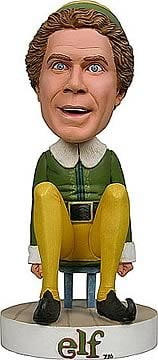 Will Ferrell as Elf Head Knocker