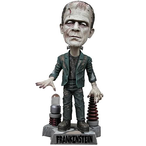 Universal Monsters Frankenstein Bobble Head
