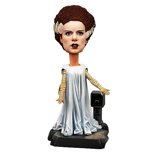 Bride of Frankenstein Universal Monsters Bobble Head