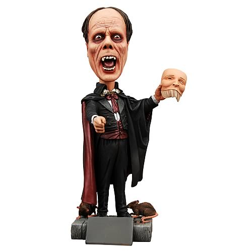 Phantom of the Opera Universal Monsters Bobble Head