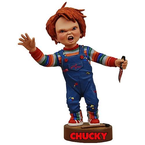 Child's Play Chucky Head Knocker