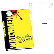Watchmen Who Watches the Watchmen Journal