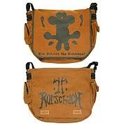 Watchmen Rorschach Messenger Bag