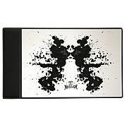 Watchmen Movie Rorschach Desk Blotter