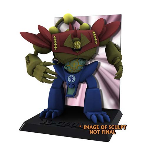 Yu-Gi-Oh! Gate Guardian 3 3/4-Inch Series 2 Action Figure