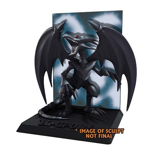 Yu-Gi-Oh! Red Eyes Black Dragon 3 3/4-Inch Action Figure