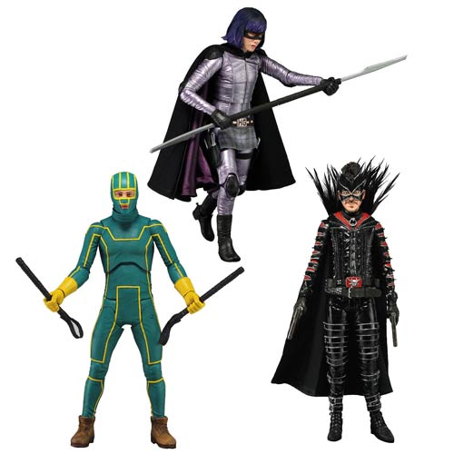 Kick-Ass 2 Series 1 Action Figure Case