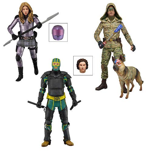 Kick-Ass 2 Series 2 Action Figure Case