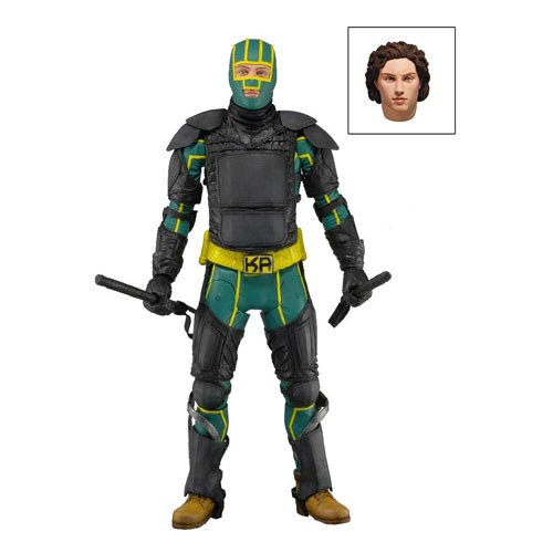 Kick-Ass 2 Armored Kick Ass Series 2 Action Figure