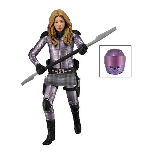 Kick-Ass 2 Hit-Girl Unmasked Series 2 Action Figure