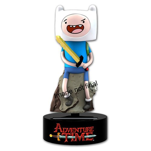 Adventure Time Finn Body Knocker Bobble Head