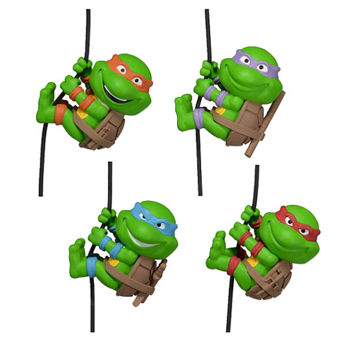 Teenage Mutant Ninja Turtles Scalers Mini-Figure Set