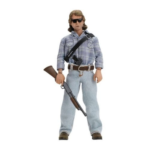 They Live John Nada 8-Inch Scale Clothed Action Figure