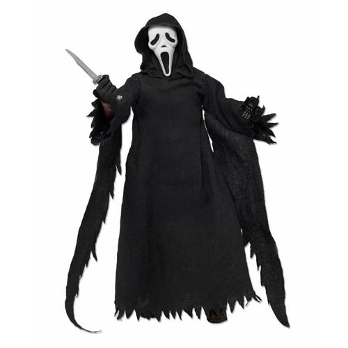 Scream Ghost Face 8-Inch Retro Action Figure