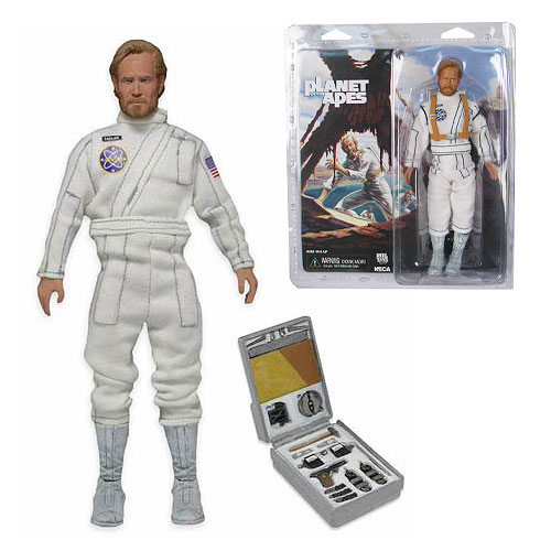 Planet of the Apes George Taylor Clothed Action Figure