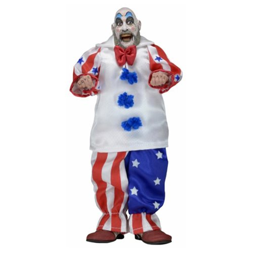 House of 1000 Corpses Captain Spaulding 8-Inch Action Figure